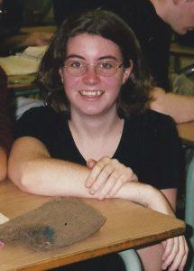 Amy at 16