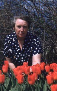 Granny Scanlon - from a slide