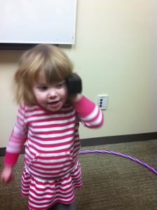 Taking a call